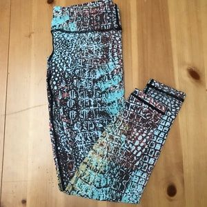 Vimmia Performance Patterned Leggings - Size S